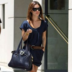 love the casual look, but i need that bag!