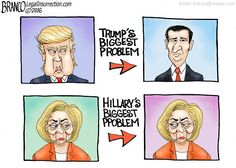 Cartoon by Nate Beeler -