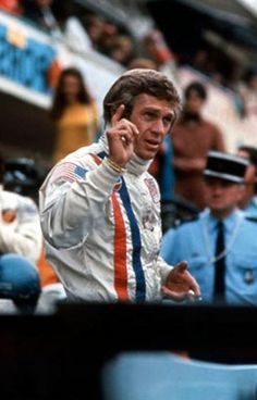 Steve McQueen | Le Mans | 1971 | as Michael Delaney