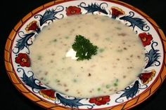 Rustic Baked Potato Soup for the Downton Abbey finale