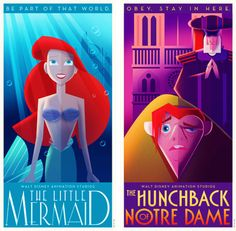 Disney Art Deco