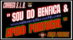 "00 Download Grátis - Wallpaper (1366x768) - Free Download ""Sou do Benfica & Apoio Portugal"" (translation: I'm from Benfica & I Support Portugal) Criado no dia/Created on 07/07/2016 Por/By: Milton Coelho"