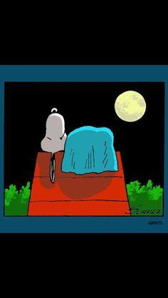 Goodnight, Snoopy!