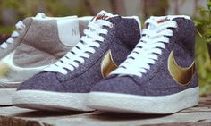 BEAMS x Nike Blazer Mid Pack- www.vinuesavallasycercados.com