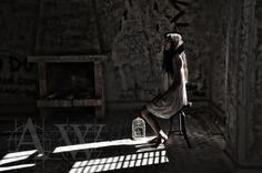 "Disenthralment II  The Other Ligeia  Inspired by Edgar Allan Poe's short story, ""Ligeia"""