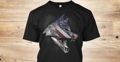 Discover Lone Wolf T-Shirt from Patriotic Best Sellers, a custom product made just for you by Teespring. With world-class production and customer support, your satisfaction is guaranteed.