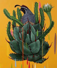 Bird Paintings by Frank Gonzalez