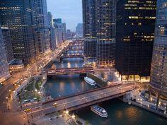 Chicago... so fun!