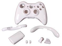 Glossy White Controller Kit
