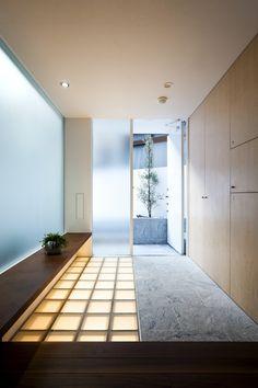 #architecture : 'Framing the Sky' House in Minato-ku by Atelier Tekuto