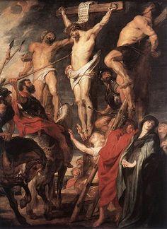 Artigo fala sobre a Crucificação de Jesus Cristo, porquê ele foi cruficado, motivos que levaram à crucificação de Jesus, etc.