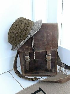 Bag Distressed Vintage
