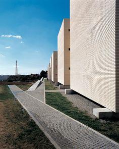 PER - Habitação Social  Rua da Seara  Matosinhos  1995 - 2004