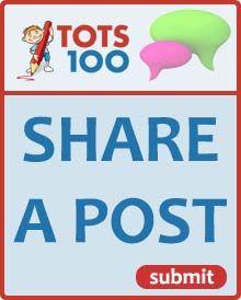 Tots100 UK parent blog top posts