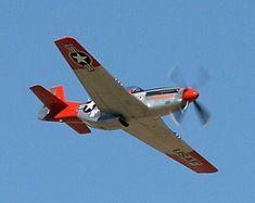P-51 Mustang intake