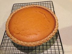 Easy Pumpkin Pie Pumpkin Pie Anytime of Year #CansGetYouCooking
