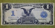 1899 Large Bill black eagle little by DrewsCollectibles on Etsy, $145.00