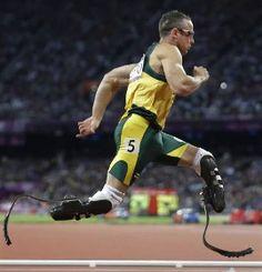 Oscar Pistorius, zdroj: čtk