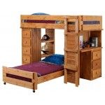 This website has some pretty cool bunk beds. Just ordered one for my sister in law as a surpise present!
