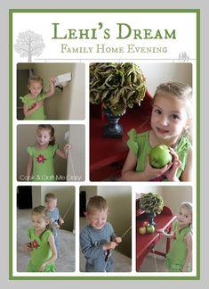 Lehi's Dream Family Home Evening