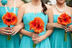 gerber daisy bouquets | Gerber daisy, which is a commonly seen flower. Though this is a fall ...