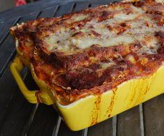 The Most Amazing Lasagna Ever!