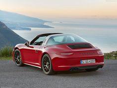 2016 Porsche 911 Targa 4 GTS Back - http://car-pictures.info/2016-porsche-911-targa-4-gts-back/