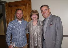 Eli Anderson, Sharon Dettmer and Rolland Smith.