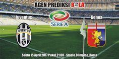 Prediksi Bola Juventus vs Genoa 24 April 2017
