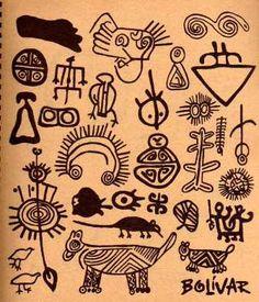Tipos de Petroglifos