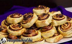Extra puha kakaós csiga recept Receptneked konyhájából - Receptneked.hu Cheesecake, Muffin, Breakfast, Food, Morning Coffee, Cheesecakes, Essen, Muffins, Meals