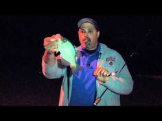 Five Times as many crappie at night. - YouTube
