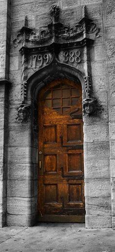 fire house door