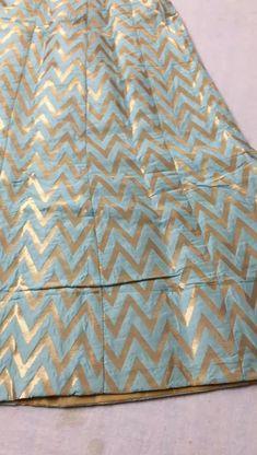 Brocade Lehnga, Ghagra Choli, Lehenga Collection, Lehenga Designs, Designers, Stitch, Wedding Dresses, Blouse, Fabric