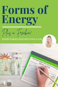 Have your kiddos learn all about different forms of energy and how things work! From light, to wind, even audio, energy travels and works in all different ways! This is a perfect science unit for your primary students, and there's an additional freebie included, so you can guarantee the lesson will be engaging and rigorous!