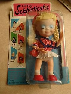 Little Sophisticates by Uneeda doll 1967