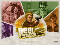 Reel Steal Slot Game Review
