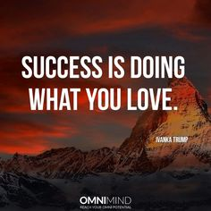 Success is doing what you #love   #quoteoftheday #wisequote #success #motivation #focus #riseandgrind #shine #suceed #everyday #startup #lifestyle #entrepreneur #student #nootropics #supplements #omnimind