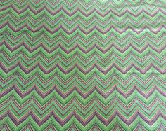 This beautiful grey big chevron cotton fabric is perfect for any kind of sewing projects. Use this ikat print fabric for quilting, dresses, bags, etc. The border print is truly inspiring with a contrast color to the gray ikat print. You can use this fabric for cushions cover,pillow, quilt,baby quilt, tote bag, dresses, skirts, etc  Fabric : cotton Dimension : 18 x 21 Maintenance : Machine washable  All fabrics are carefully handpicked to assure the quality of each fabric. I used most of the…