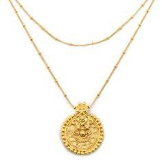 Satya Jewelry Gold Plate M and ala Necklace Satya Jewelry, http://www.amazon.com/dp/B003ZYF7YM/ref=cm_sw_r_pi_dp_cO6Pqb02AGQVZ