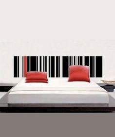 Código de Barras - Vinilo Adhesivo, decoración de paredes. $106.839 COP (Envío gratis). Encuentra más vinilos adhesivos en www.giferent.com/vinilos-decorativos-adhesivos