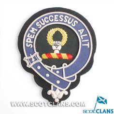 Ross Clan Crest Hand