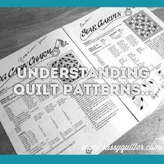 Understanding Quilt Patterns