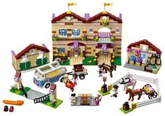 LEGO Friends Summer Riding Camp 3185 coupon| gamesinfomation.com