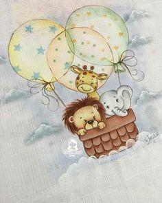 Baby Album, Tole Painting, Baby Dress, Safari, Alice, Baby Boy, Teddy Bear, Clip Art, Baby Shower