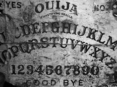 Yes Yes: How do Ouija boards really work Gypsy Witch, Toil And Trouble, Everything And Nothing, Ouija, Baking Ingredients, Hallows Eve, Magick, Witches, Orchids