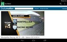 """""""Rugby Top 14 Actualité"""" est la seule application du PlayStore à vous proposer toute l'actualité du Rugby, Club par Club ....<p>Retrouvez automatiquement chaque jour, toute l'actualité sur le Rugby sur votre smartphone et/ou votre tablette.<p>Suivez la HCup, le tournoi des 6 Nations ou encore les nouvelles de l'équipe de France, via un menu dédié.<p>Vous aimez parier sur les match de Rugby, vous retrouverez les cotes de Parions Sport<p>Menu :<p>♛\tActualités générales<br>♛\tActualités…"""