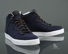 wholesale dealer 1435b 3ef9a Blue on blue! only Nike can come up with ths and make it look classy