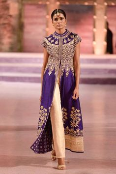 By designer Anita Dongre. Shop for your wedding trousseau, with a personal shopper & stylist in India - Bridelan, visit our website www.bridelan.com #bridelan #anitadongre