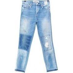 Amo Babe Jeans in Keepsake as seen on Kate Hudson